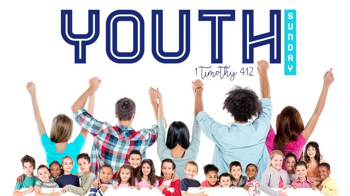 Youth Sunday logo image