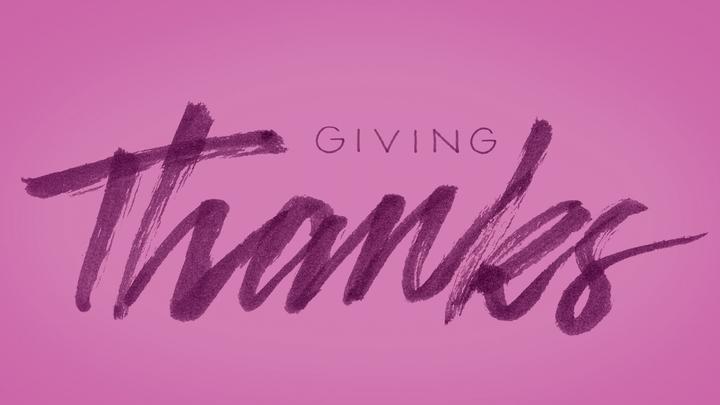 Giving Thanks Service logo image
