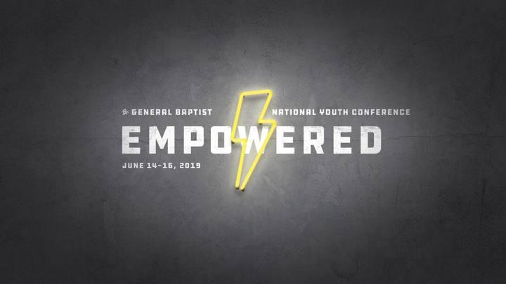 National Youth Conference - 2019 logo image