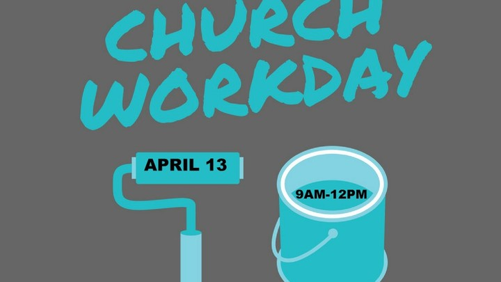 Church Work Day logo image