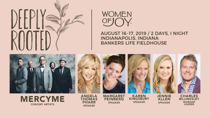 Women of Joy - Indianapolis logo image