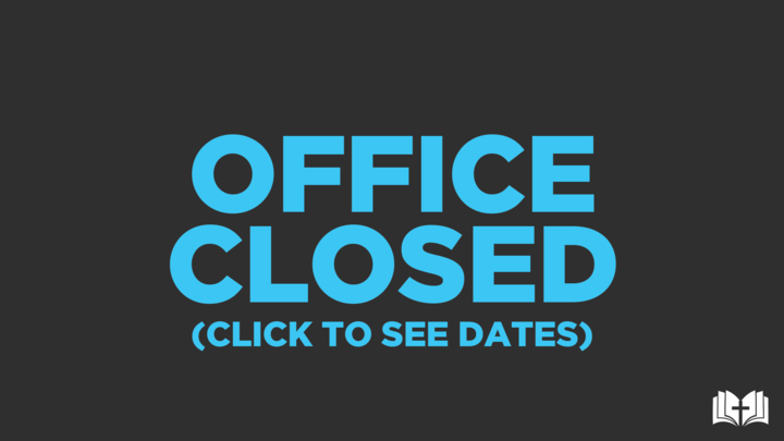 Office Closed logo image