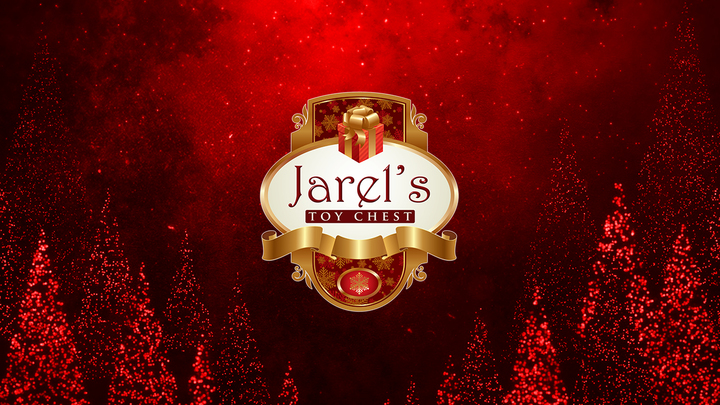 Jarel's Toy Chest (Toy Giveaway) logo image