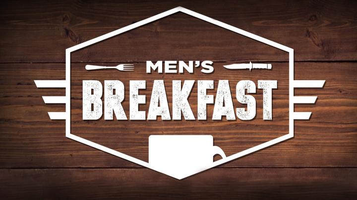 Medium mens breakfast logo