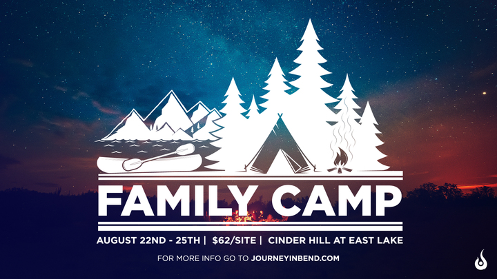 Journey Family Camping Trip logo image