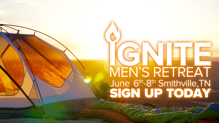 Ignite 2019: Men's Retreat logo image