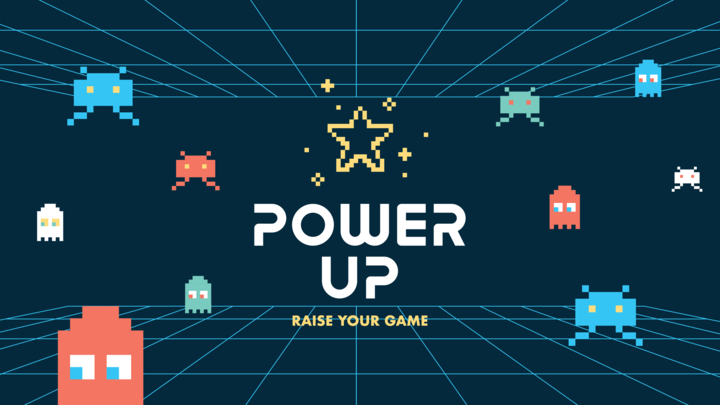 POWER UP VBS  logo image