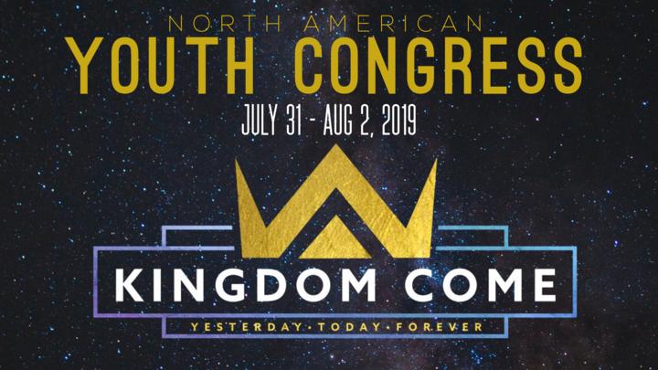 North American Youth Congress logo image