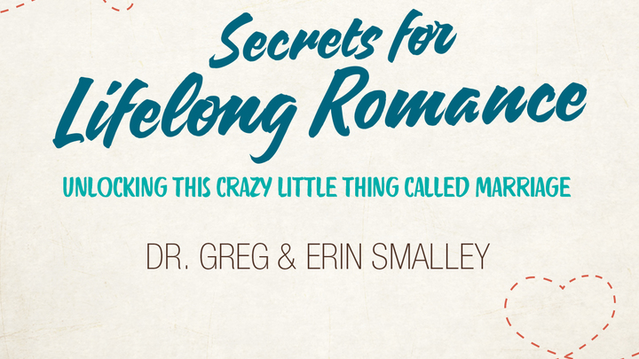 Secrets to Lifelong Romance Conference  logo image