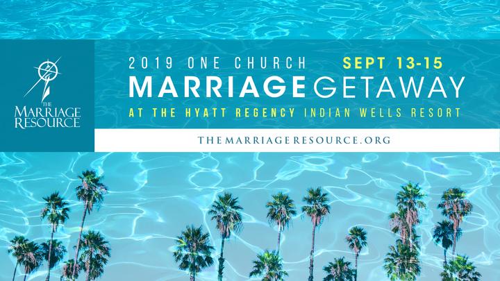 ONE Church Marriage Getaway 2019 logo image
