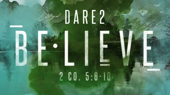 Vertical - Campamento Dare 2 Believe logo image