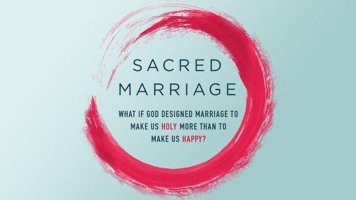 Sacred Marriage logo image