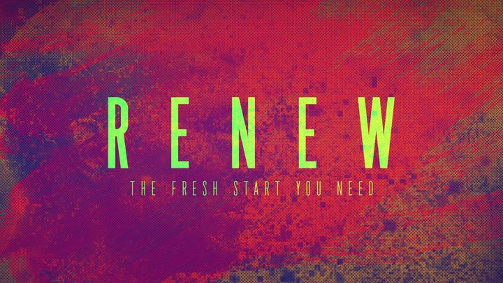 Renew Youth Retreat 2019 logo image
