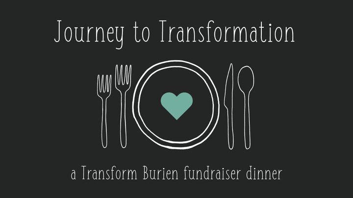 Journey to Transformation Dinner logo image