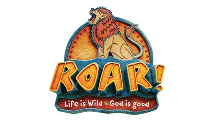 ROAR Vacation Bible Camp (Toddler - 4th Grades) logo image