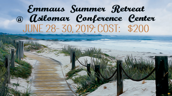 Young Adults Summer Retreat logo image