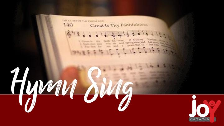 JOY Hymn Sing  logo image