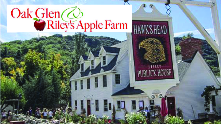Oak Glen and Riley's Farm logo image