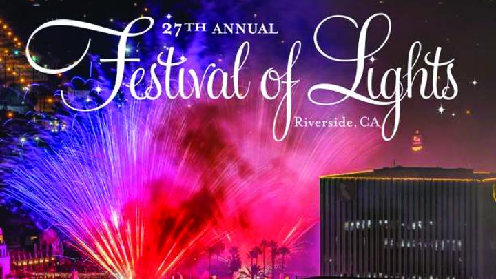 Mission Inn Festival of Lights and Christmas Dinner  logo image