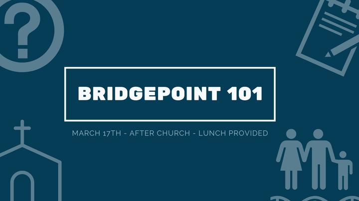 Medium bridgepoint 101