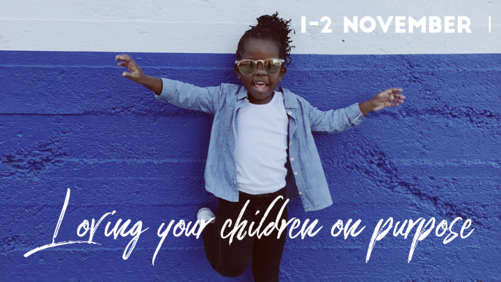 GROW Saturday - Loving Your Children On Purpose logo image