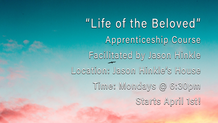 Medium apprenticeship courses life of the beloved registration2