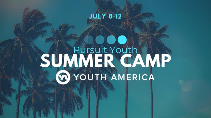 Youth Camp logo image