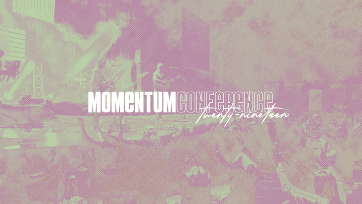 Momentum Conference logo image