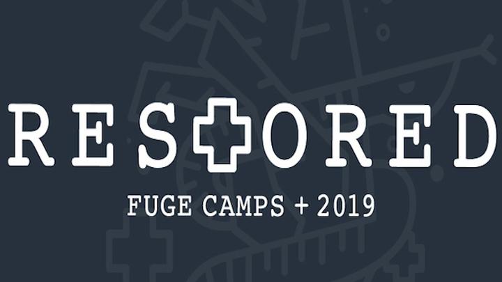 Junior High Summer Camp 2019 logo image