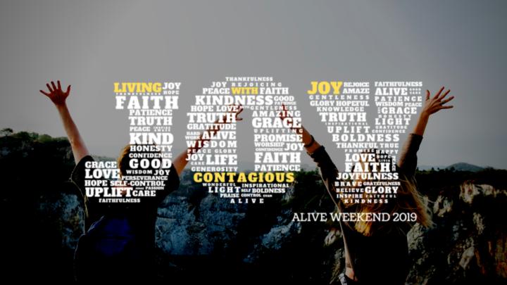 Alive Weekend logo image
