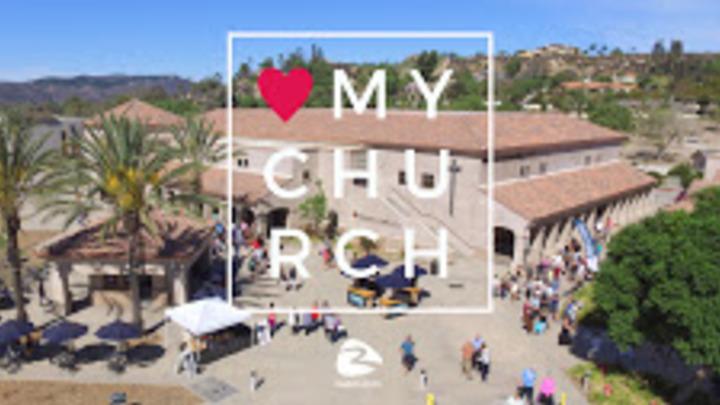 Love My Church logo image