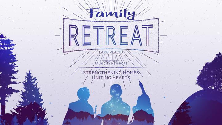 Family Retreat logo image