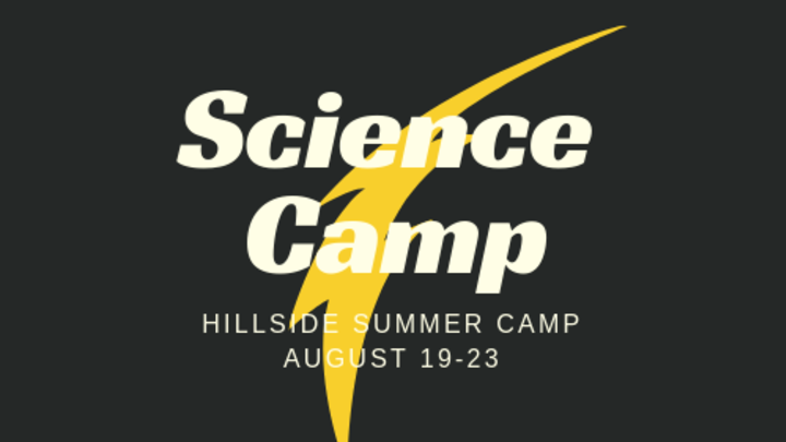 Science Camp logo image