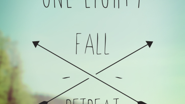 ONEIGHTY Fall Retreat 2019 logo image