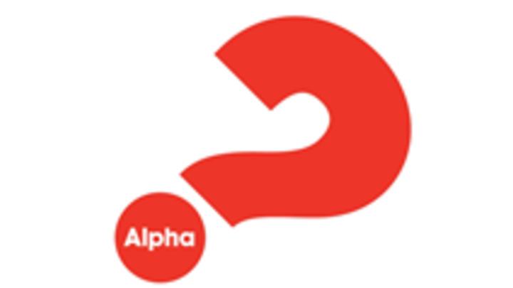 SERVE ON ALPHA logo image
