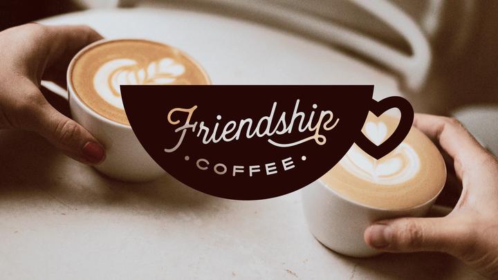 Friendship Coffee | Aug. 6 - Sept. 10 | 6:30-8:30 PM  logo image