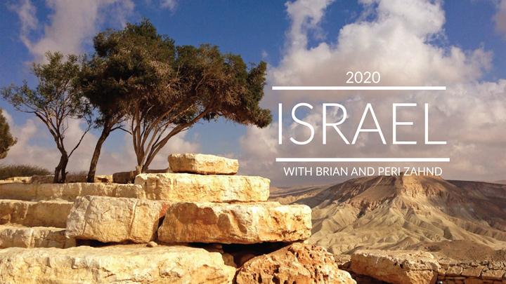 Holy Land 2020 Pilgrimage Trip  logo image