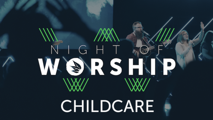 Childcare Registration for Night of Worship logo image