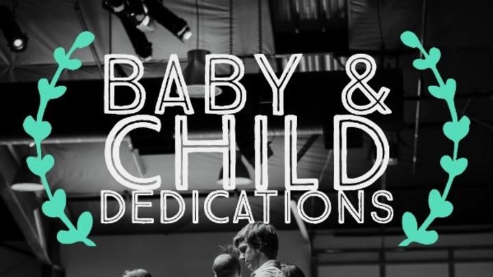 Child Dedication logo image