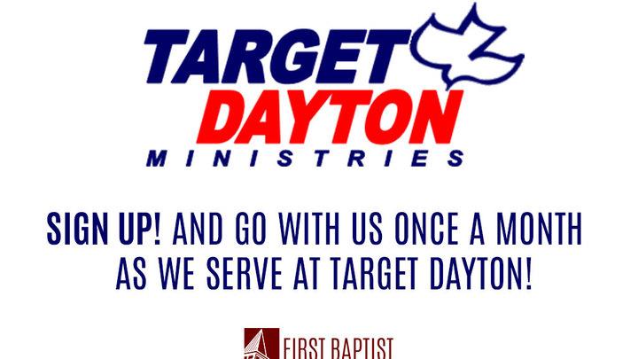 Target Dayton Outreach logo image