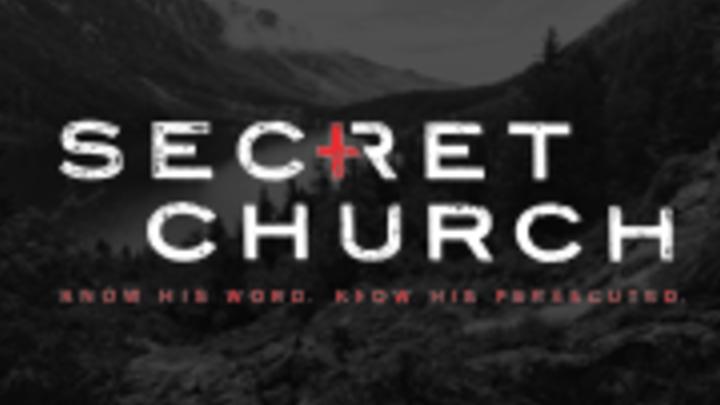 Medium secret church rectangle