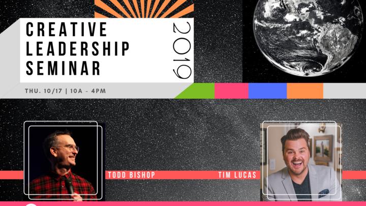 Creative Leadership Seminar logo image