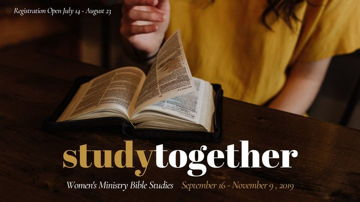 Study Together Fall 2019 logo image