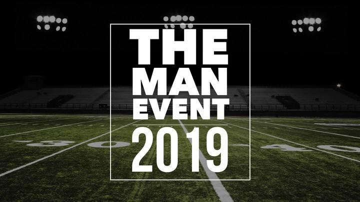 The Man Event logo image