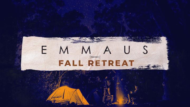 Emmaus Fall Retreat logo image
