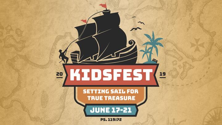 Partner for 2019 KidsFest  logo image