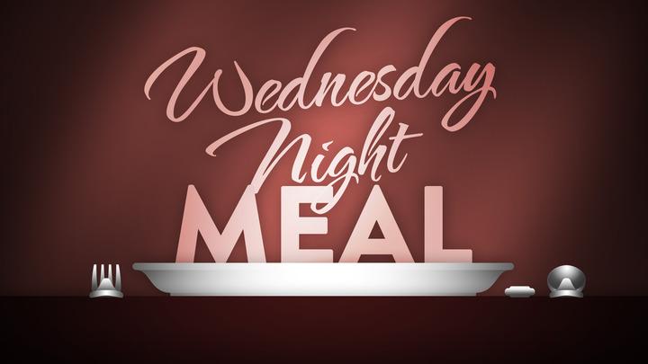 Medium wednesday night meal title 2 wide 16x9