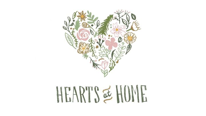 Medium hearts at home 2018 title