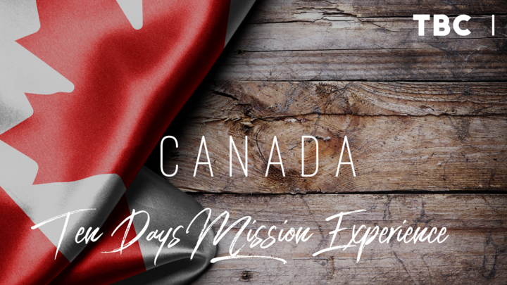 Missions - Winnipeg, Canada 23 -30 September 2019 logo image