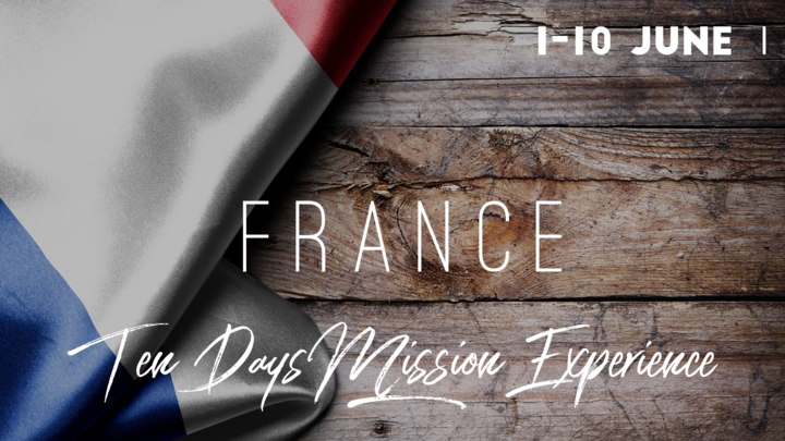 Missions - France June 2020 logo image